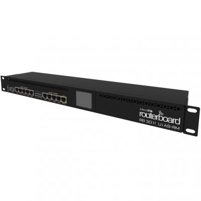 RouterBoard 3011UiAS-RM + Login Wifi Captive Portal