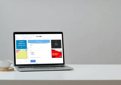 Cara Setting Cloud Custom Mikrotik Hotspot Login Landing Page